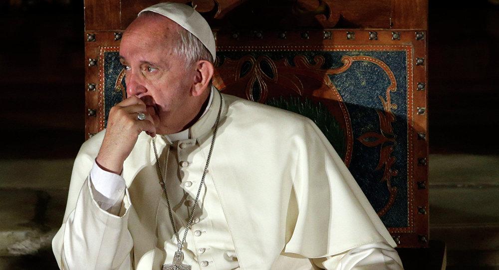 Pape François : «Jésus pleure sur nos guerres» et pour cela  «il n'y a pas de justification» – Homélie à Sainte-Marthe du 19 novembre 2015