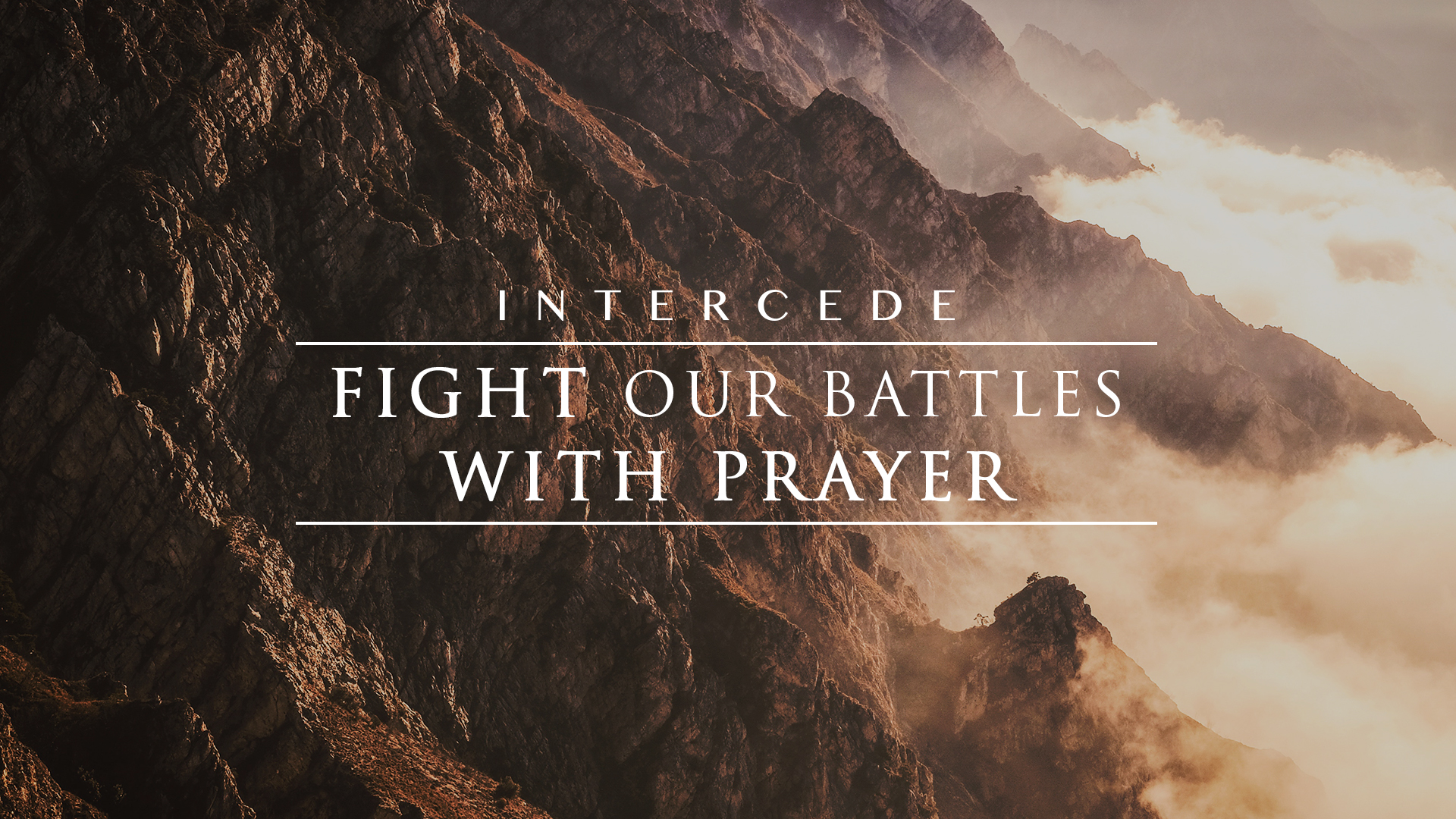 Image result for the fight of prayer
