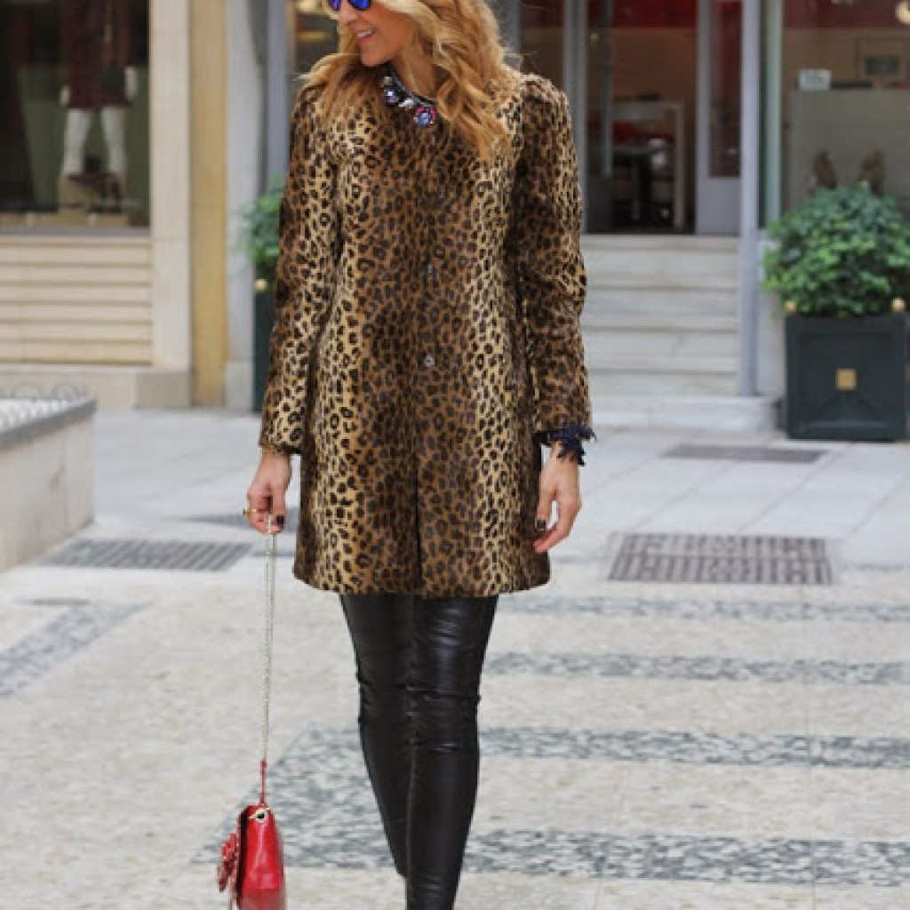 TODAY: LEOPARD PRINT