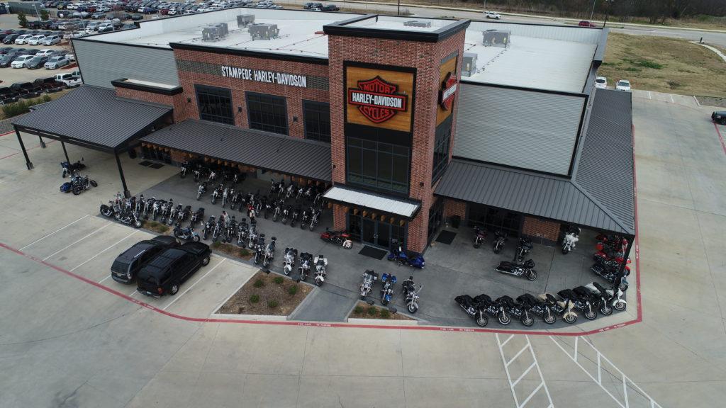 Stampede Harley Davidson, Burleson, TX