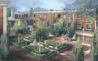 The European Village at The Landmark $ 180,000,000 200 Unit Master Planned Brownstones and Villas Greenwood Village, CO Construction Management Contract