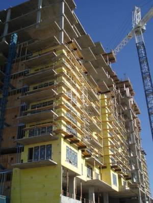 The Landmark Towers $ 57,000,000 210 Ultra Luxury Condos Greenwood Village, CO Construction Management Contract
