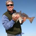Bob mug shot, fishing