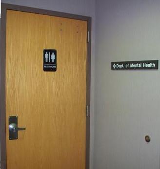 dept of mental health doorway