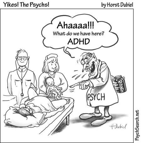 ADHD Newborn