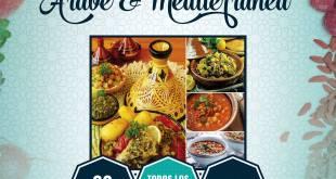 Curso de cocina Árabe y Mediterránea