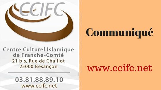 Réouverture Mosquée Fontaine Ecu Besancon