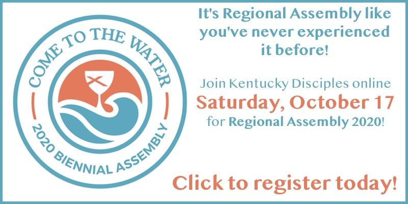 Register or Regional Assembly!