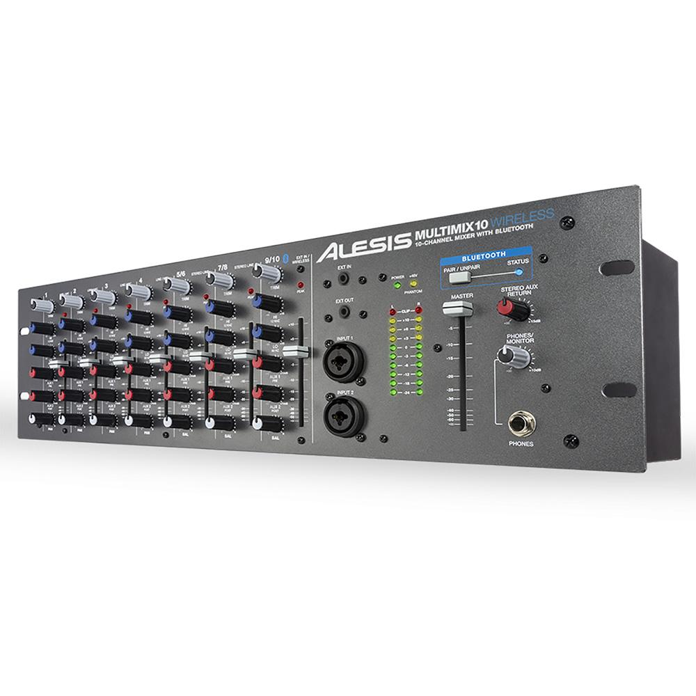 multimix 12r rackmount mixer