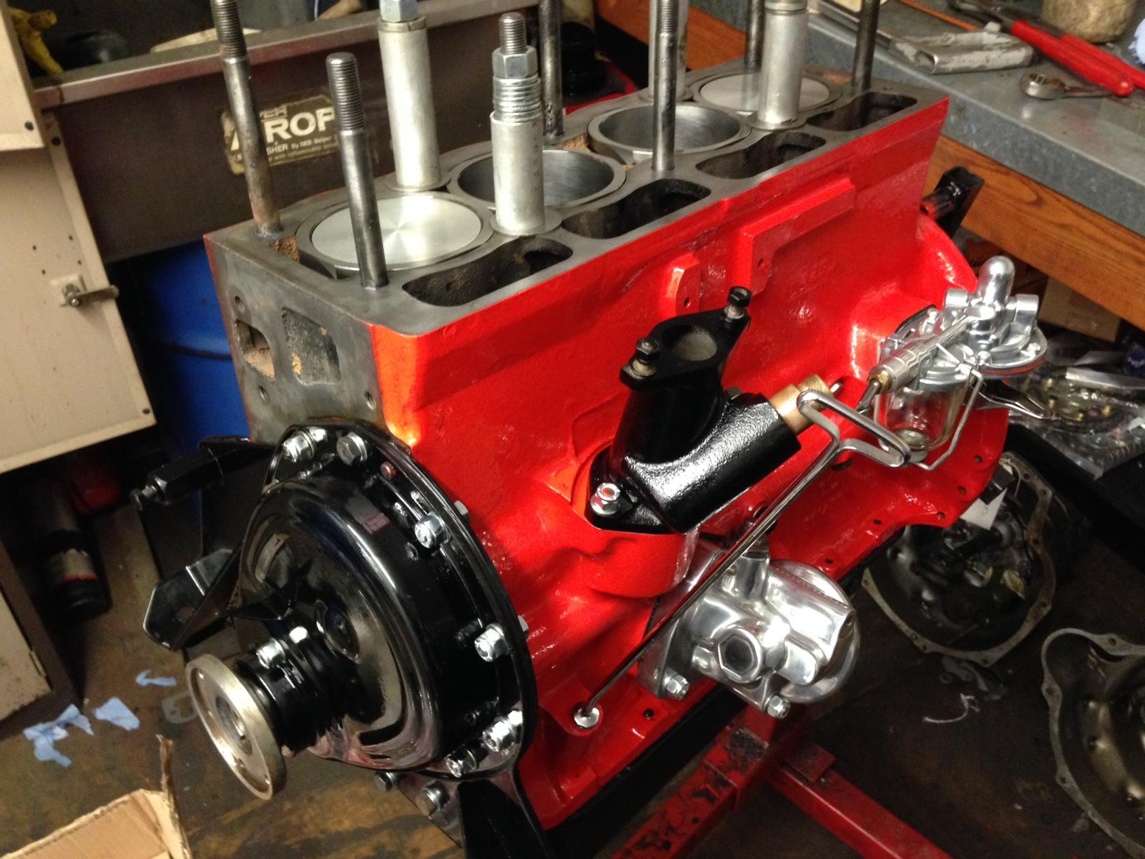 Tr4 Engine Rebuild Archives
