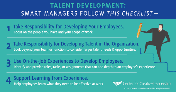 When Attracting or Retaining Talent, Follow This Checklist ...