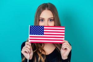 Intercambio de inglês nos EUA