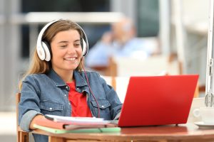 Reading Text audio for Spanish courses