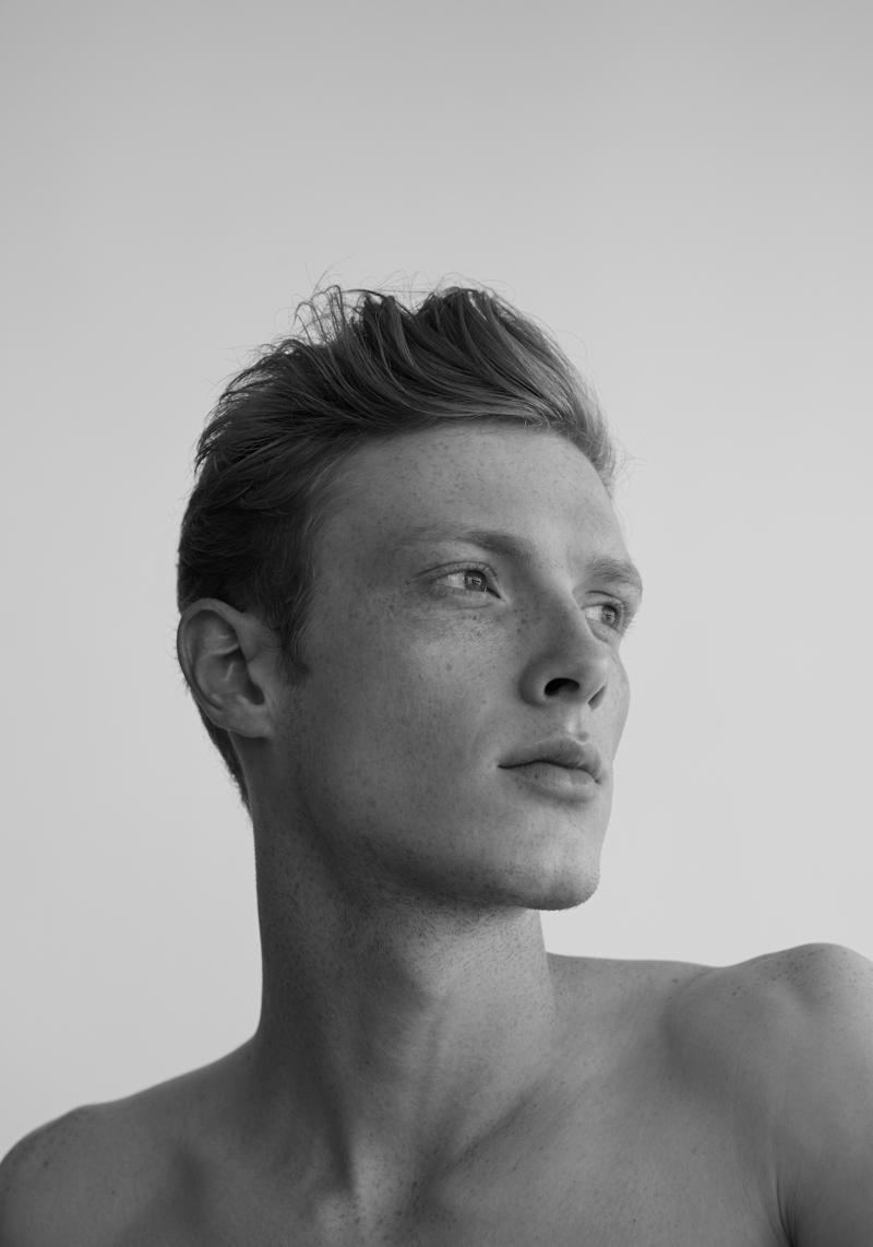 #MeetTheModel Linus Wordemann at Supa Model Management