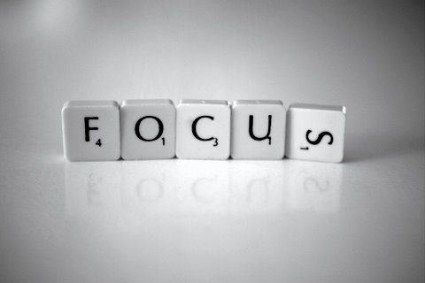 finding focus in marketing