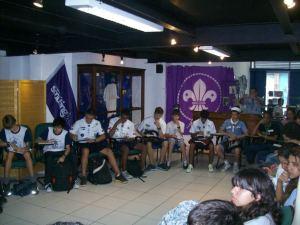 Foto - 1u00AA aula do Curso 1SOS no CCME 24.03.12 (1)