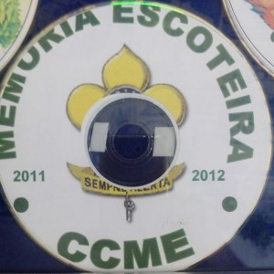 0016 - CD Memória Escoteira antigos - R$ 10,00
