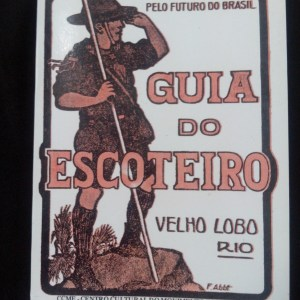 0020 - Guia do Escoteiro - R$ 20,00