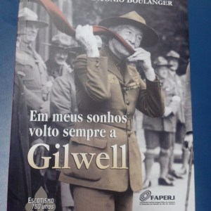 0022 - Meu Sonho Gilwell - R$ 30,00