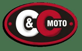 Logo C&C moto prodej motorek