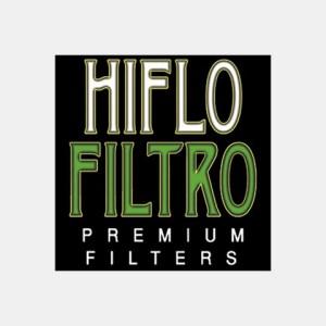 Hiflo logo motorky cc moto plzeň