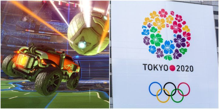 rocket league earns ticket to Tokyo Olympics
