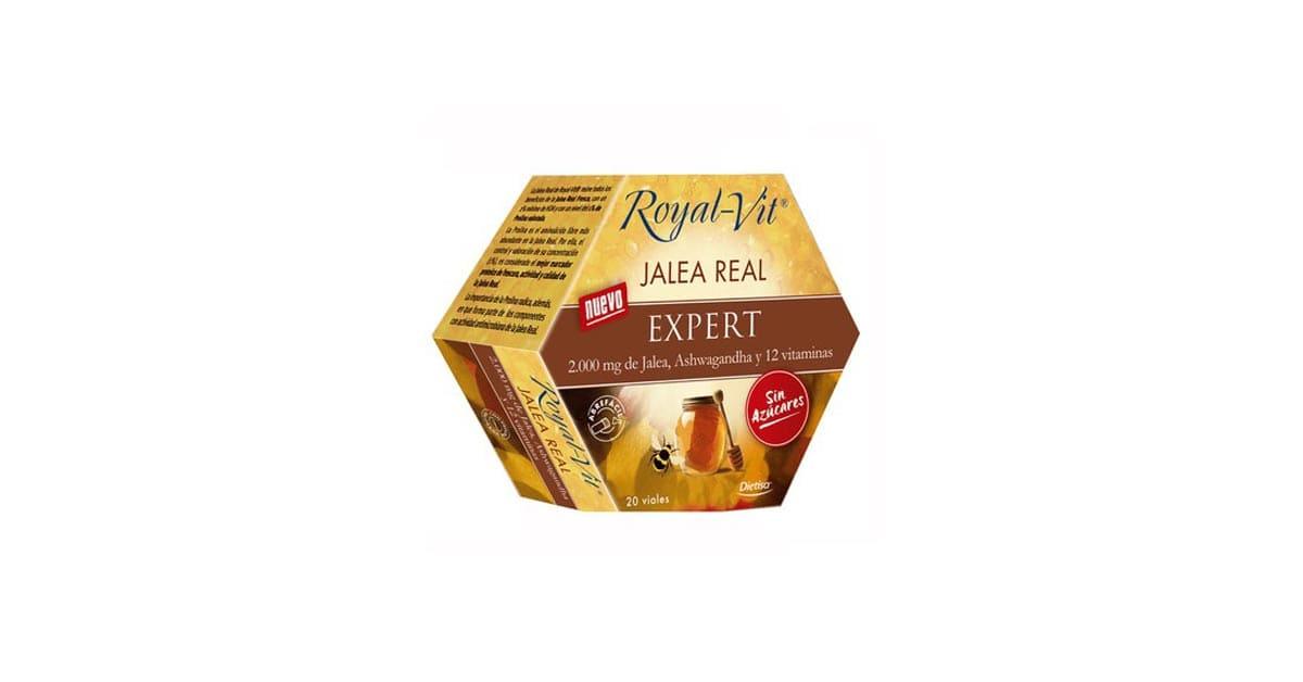 ROYAL VIT EXPERT JALEA REAL