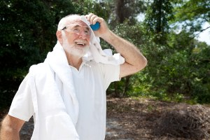 Caregivers in Atlanta GA: Sunscreen for Seniors – Are you Using it Correctly?