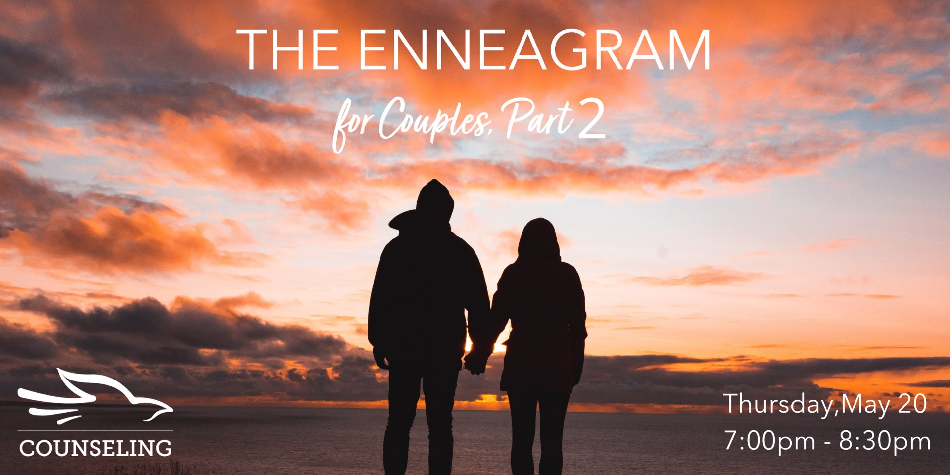 Enneagram for Couples Part 2 - Mary Wright - Christian Center of Park City Counseling Center