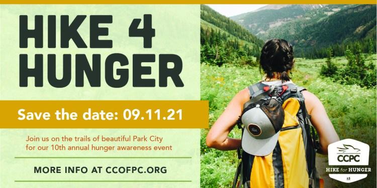 Hike 4 Hunger 2021 - Christian Center of Park City