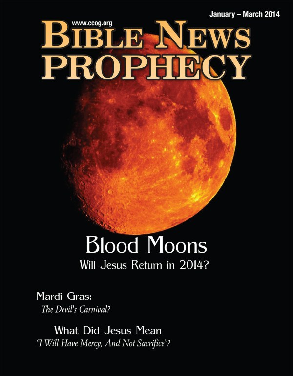Might tomorrow's blood moon have massive prophetic ...