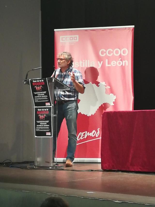 Lezcano: «El Diálogo Social debe ser pieza clave para construir políticas sociales y laborales justas»