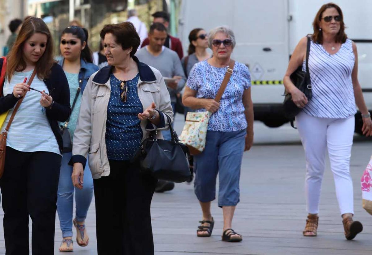 Las mujeres, protagonistas del empleo parcial