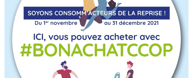 #BONACHATCCOP bons d'achat Charny Orée de Puisaye