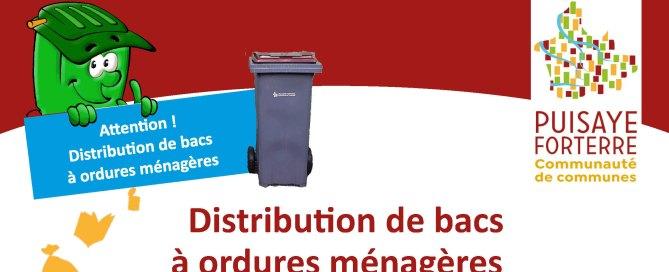 CCPF Distribution Bacs changement horaires