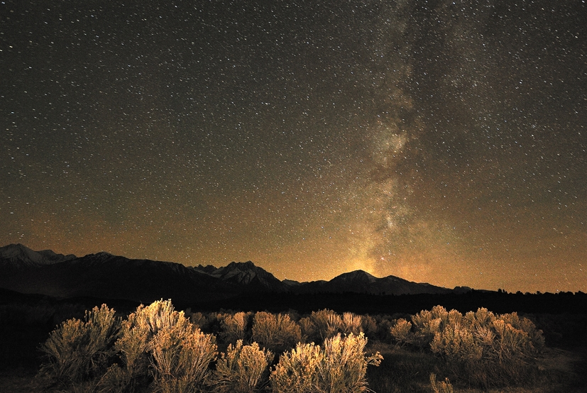 Night Sky Photography by Christian Heeb