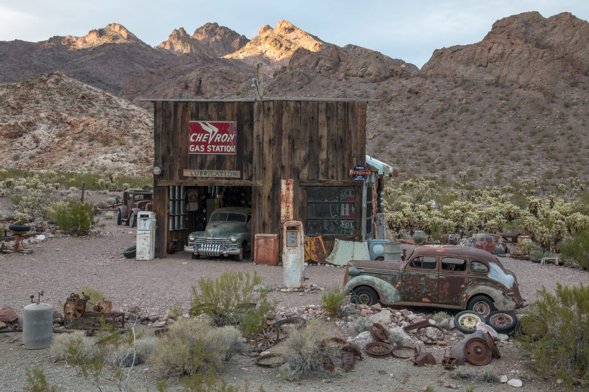 Ghost Towns of the Mojave Photo Tour 2020
