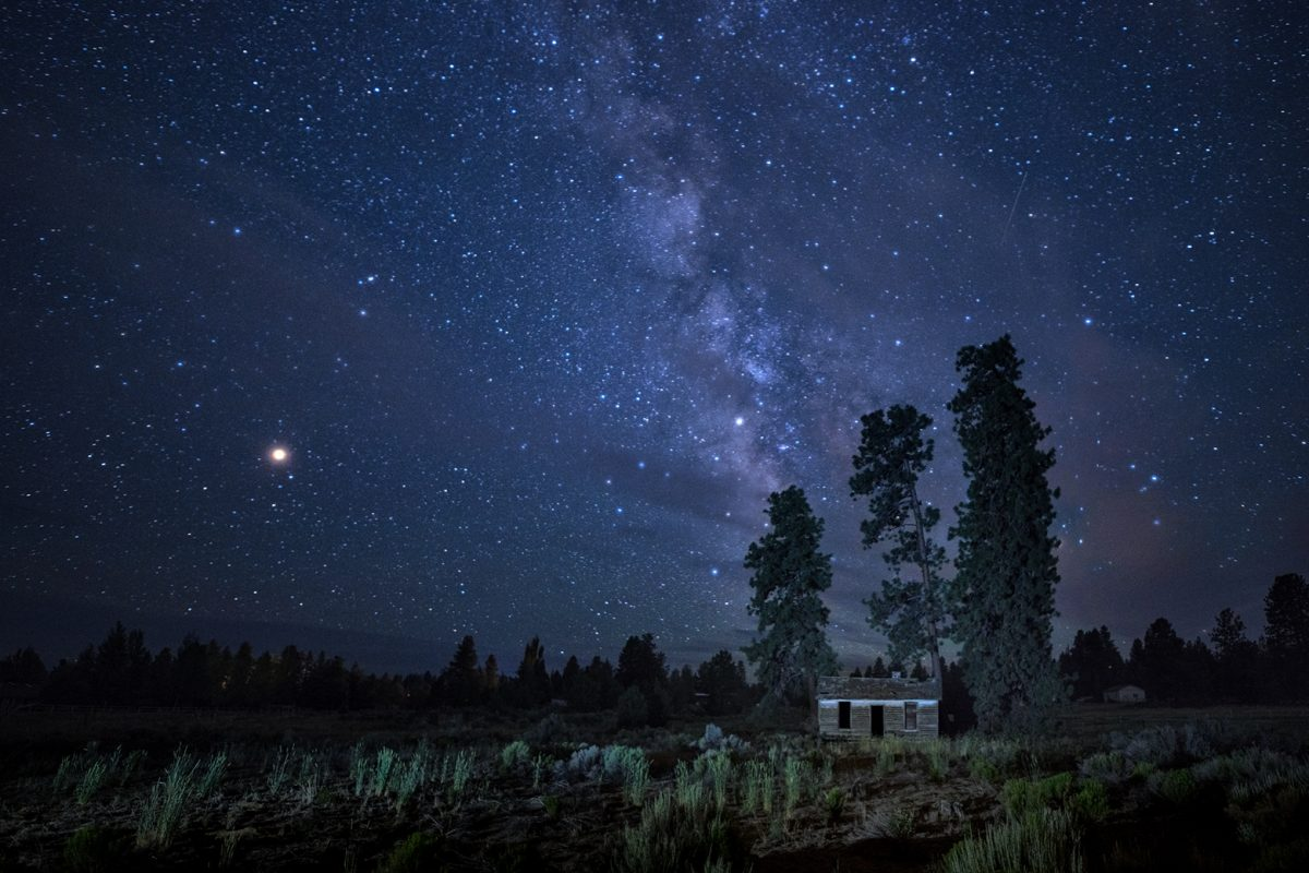 Milky Way & Sunset with Starlight Tours