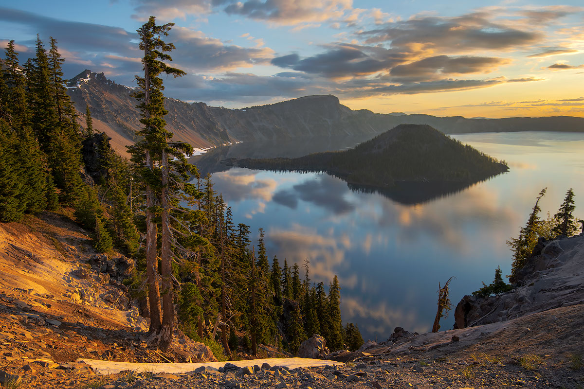 Landscape Photography Workshop at Crater Lake NP 2020