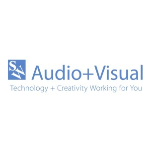 SW Audio Visual Logo