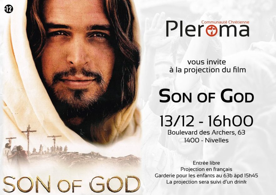 Son Of God A4