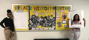 CHS Students Celebrate Black History Month