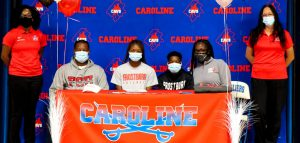 Jayla Hill signs to play softball for Frostburg State University.