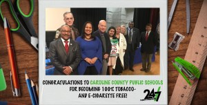Caroline County School Board Members