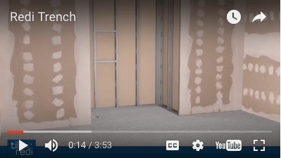 tile redi video shows ease of