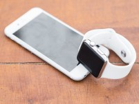 Smartwatch and smartphone
