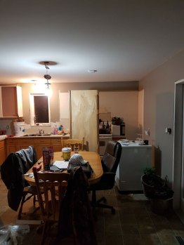 Kitchen Renovations in progress
