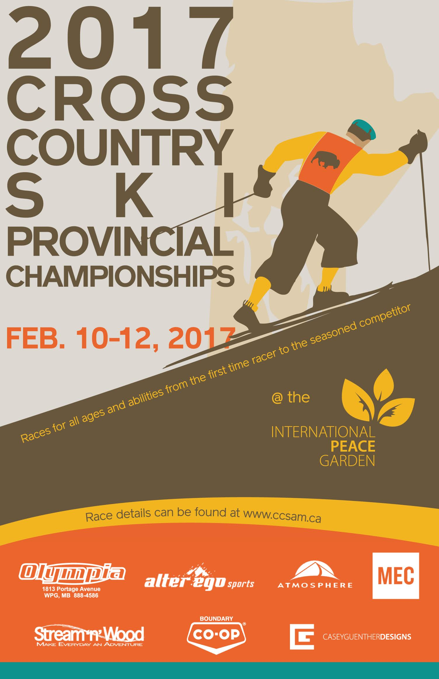 96cf7e51657 Race Notice  Provincial Championships February 11th   12th - Cross ...