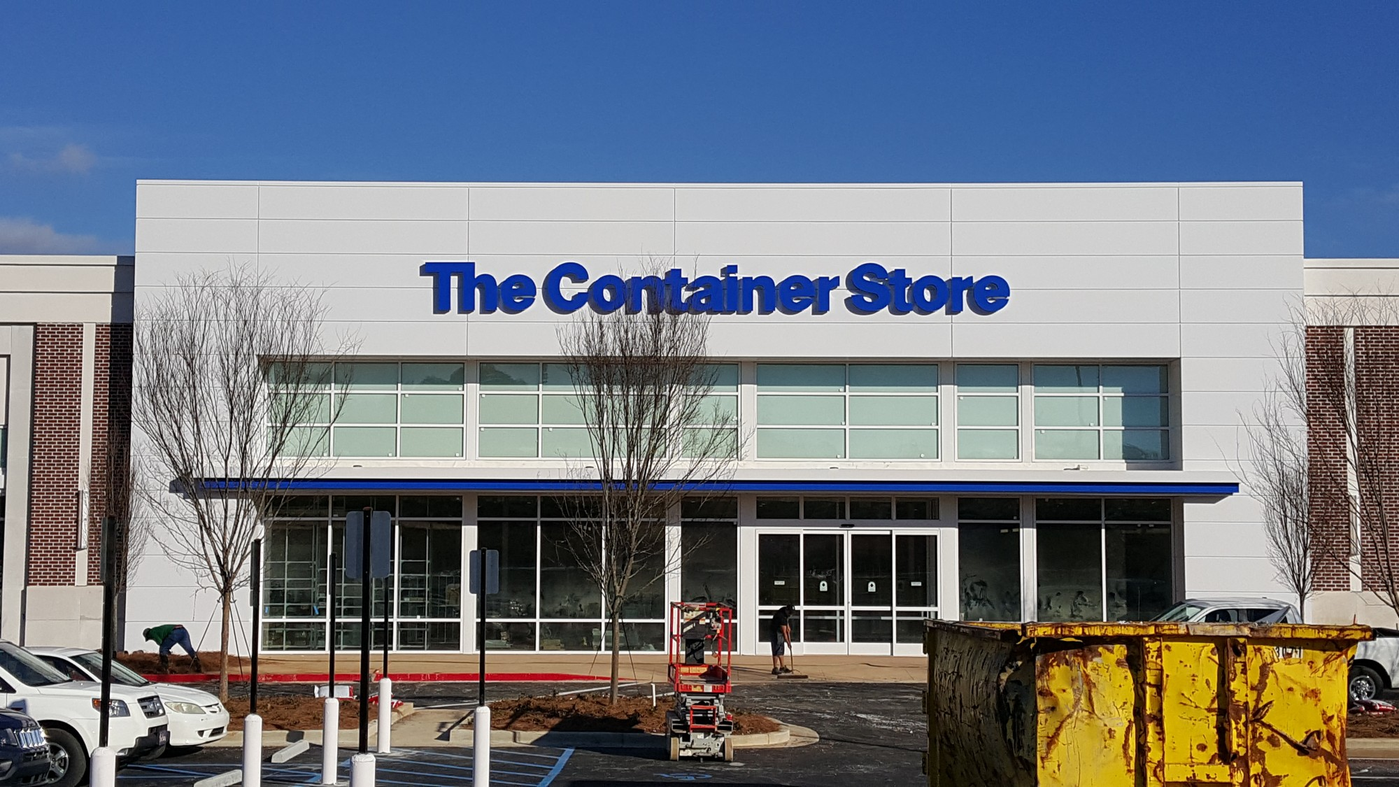 The Container Store the Avalon Alpharetta GA CCS Image Group