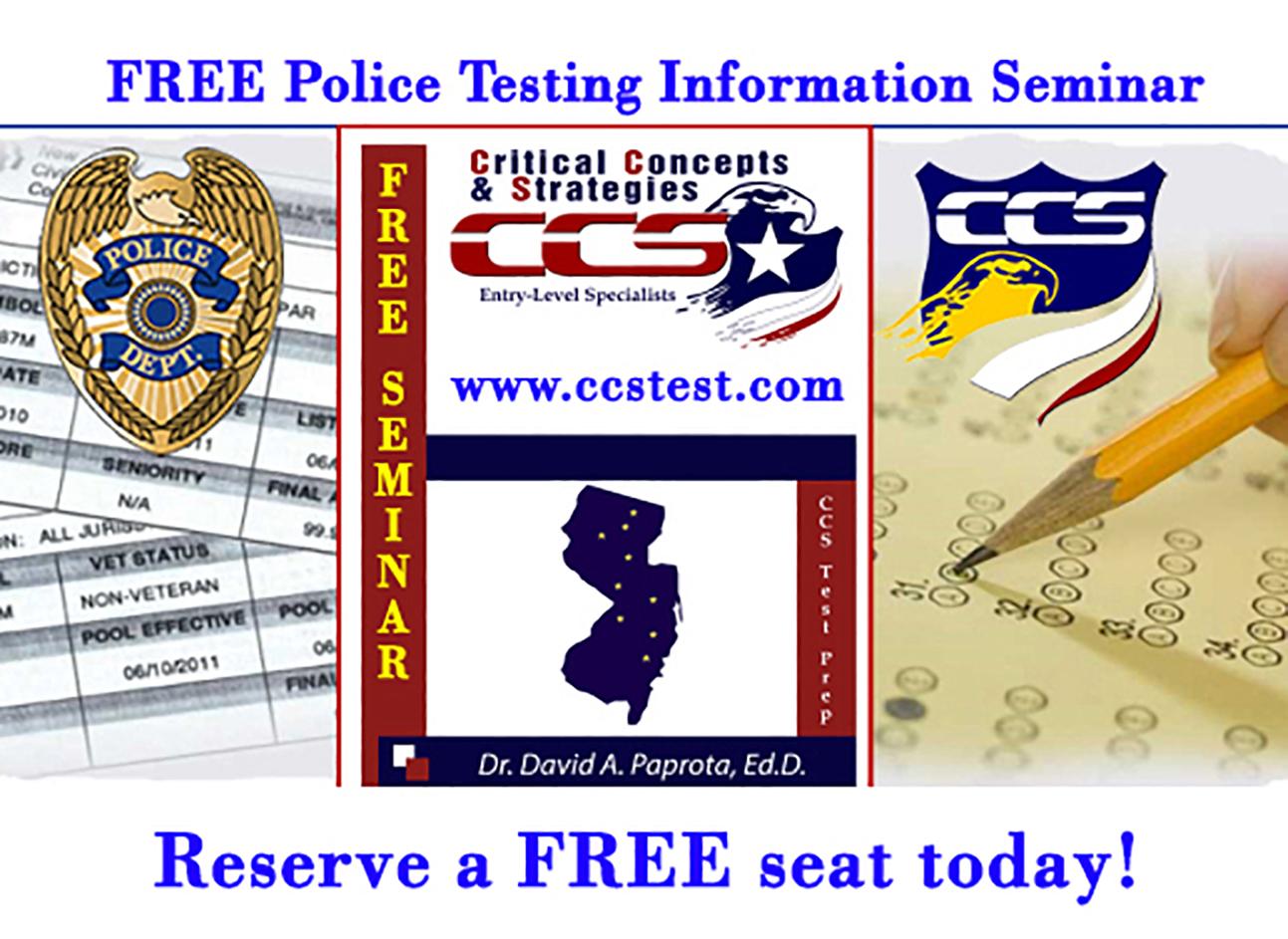 CCS Test Prep® - Free Seminar